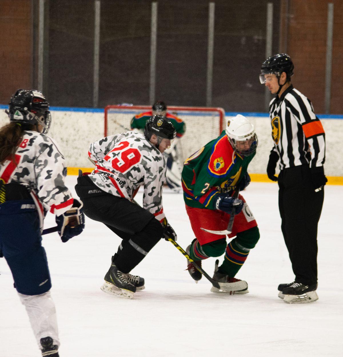 08.02.2021 Рубеж - Ice Fighters