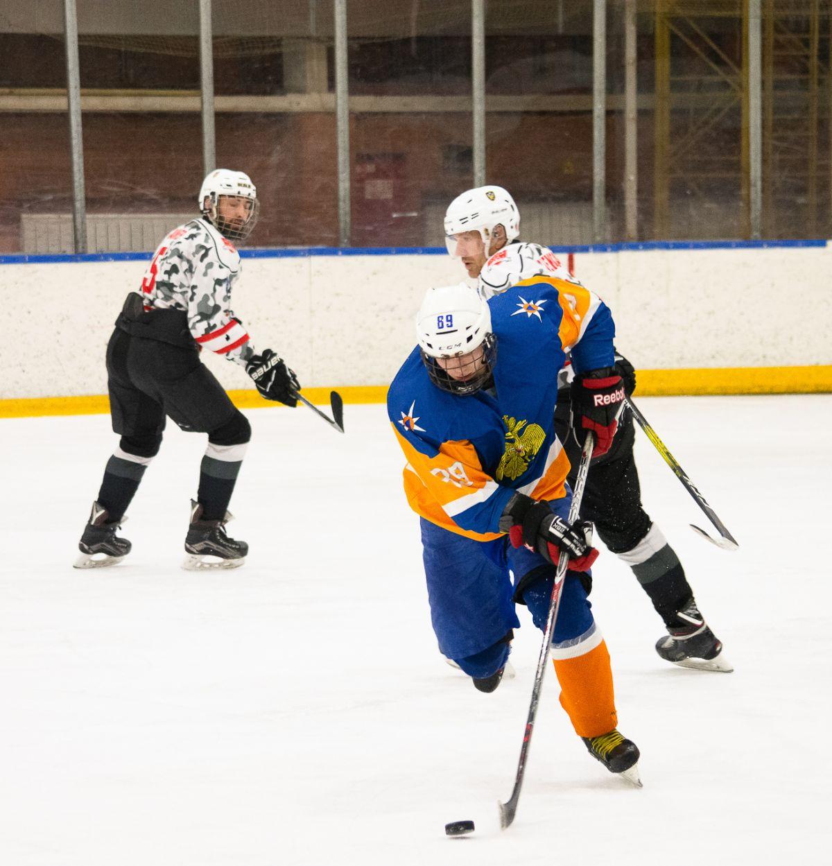 17.02 МЧС - Ice Fighters